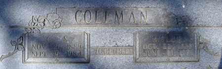 COLEMAN, CHARLIE S. - Faulkner County, Arkansas | CHARLIE S. COLEMAN - Arkansas Gravestone Photos
