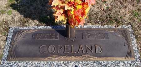 COPELAND, CAYLOMA J. - Faulkner County, Arkansas   CAYLOMA J. COPELAND - Arkansas Gravestone Photos