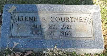COURTNEY, IRENE - Faulkner County, Arkansas | IRENE COURTNEY - Arkansas Gravestone Photos