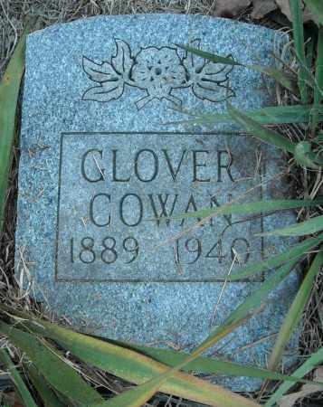 COWAN, GLOVER - Faulkner County, Arkansas   GLOVER COWAN - Arkansas Gravestone Photos