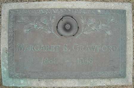 CRAWFORD, MARGARET S. - Faulkner County, Arkansas | MARGARET S. CRAWFORD - Arkansas Gravestone Photos