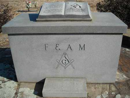 *FREEMASON MONUMENT,  - Faulkner County, Arkansas |  *FREEMASON MONUMENT - Arkansas Gravestone Photos