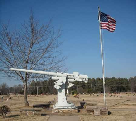 *CRESTLAWN MILITARY MEMORIAL,  - Faulkner County, Arkansas |  *CRESTLAWN MILITARY MEMORIAL - Arkansas Gravestone Photos