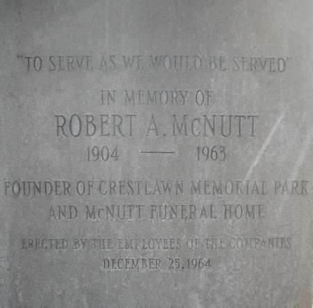 *CRESTLAWN MEMORIAL MONUMENT,  - Faulkner County, Arkansas |  *CRESTLAWN MEMORIAL MONUMENT - Arkansas Gravestone Photos