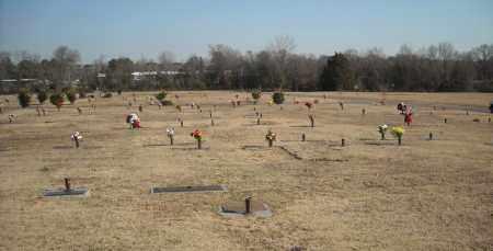 *AN OVERVIEW OF CRESTLAWN, CRESTLAWN MEMORIAL PARK - Faulkner County, Arkansas | CRESTLAWN MEMORIAL PARK *AN OVERVIEW OF CRESTLAWN - Arkansas Gravestone Photos