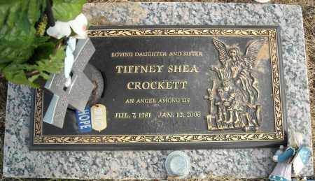 CROCKETT, TIFFANY SHEA - Faulkner County, Arkansas | TIFFANY SHEA CROCKETT - Arkansas Gravestone Photos