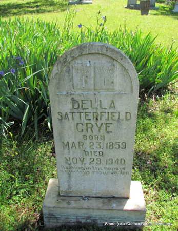 CRYE, DELLA - Faulkner County, Arkansas   DELLA CRYE - Arkansas Gravestone Photos