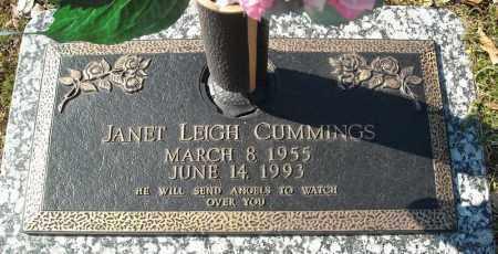 CUMMINGS, JANET LEIGH - Faulkner County, Arkansas | JANET LEIGH CUMMINGS - Arkansas Gravestone Photos
