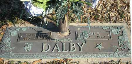 DALBY, ICIE E. - Faulkner County, Arkansas | ICIE E. DALBY - Arkansas Gravestone Photos