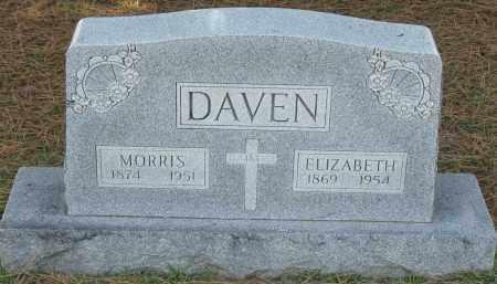 DAVEN, MORRIS - Faulkner County, Arkansas | MORRIS DAVEN - Arkansas Gravestone Photos