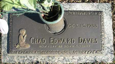 DAVES, CHAD EDWARD - Faulkner County, Arkansas   CHAD EDWARD DAVES - Arkansas Gravestone Photos