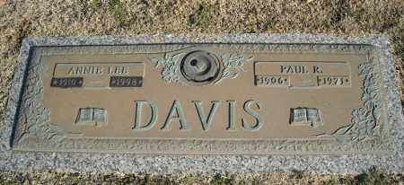 DAVIS, PAUL R. - Faulkner County, Arkansas | PAUL R. DAVIS - Arkansas Gravestone Photos