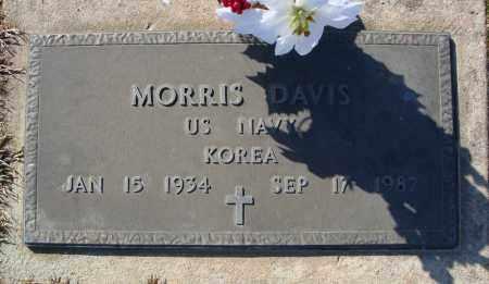 DAVIS (VETERAN KOR), MORRIS - Faulkner County, Arkansas   MORRIS DAVIS (VETERAN KOR) - Arkansas Gravestone Photos