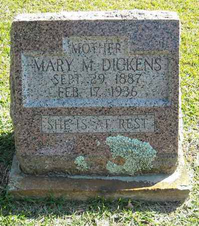 DICKENS, MARY M. - Faulkner County, Arkansas | MARY M. DICKENS - Arkansas Gravestone Photos