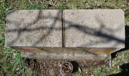DIEHL, PHILLIP O. (TOP VIEW) - Faulkner County, Arkansas | PHILLIP O. (TOP VIEW) DIEHL - Arkansas Gravestone Photos