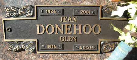 DONEHOO, JEAN - Faulkner County, Arkansas | JEAN DONEHOO - Arkansas Gravestone Photos