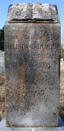 DOUGAN, MELINDA CATHARINE - Faulkner County, Arkansas | MELINDA CATHARINE DOUGAN - Arkansas Gravestone Photos
