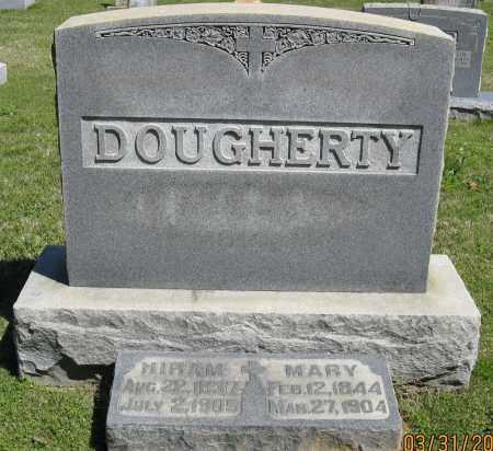 DOUGHERTY, MARY - Faulkner County, Arkansas | MARY DOUGHERTY - Arkansas Gravestone Photos
