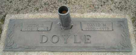 DOYLE, RUTH B. - Faulkner County, Arkansas   RUTH B. DOYLE - Arkansas Gravestone Photos