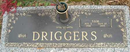 DRIGGERS, SAM - Faulkner County, Arkansas | SAM DRIGGERS - Arkansas Gravestone Photos