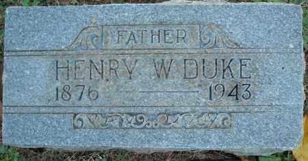 DUKE, HENRY WYATT - Faulkner County, Arkansas | HENRY WYATT DUKE - Arkansas Gravestone Photos