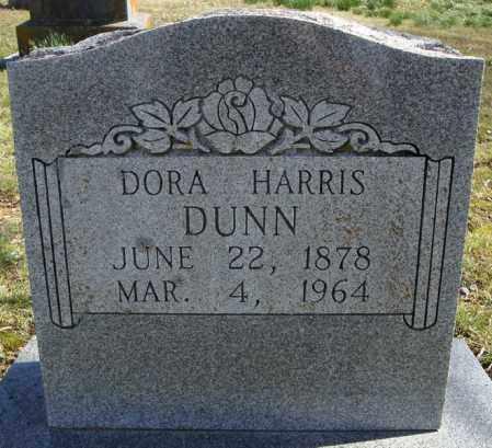 HARRIS DUNN, DORA - Faulkner County, Arkansas | DORA HARRIS DUNN - Arkansas Gravestone Photos