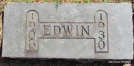 DURHAM, EDWIN - Faulkner County, Arkansas   EDWIN DURHAM - Arkansas Gravestone Photos