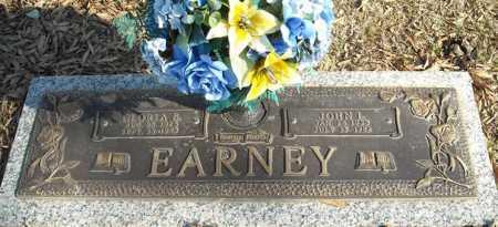 EARNEY, JOHN L. - Faulkner County, Arkansas | JOHN L. EARNEY - Arkansas Gravestone Photos