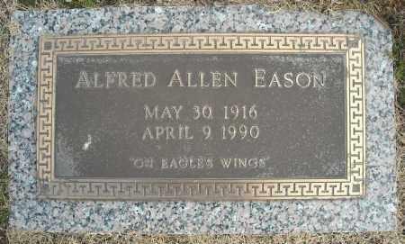 EASON, ALFRED ALLEN - Faulkner County, Arkansas   ALFRED ALLEN EASON - Arkansas Gravestone Photos