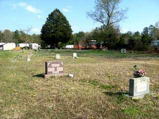*HARTJE CEMETERY OVERVIEW,  - Faulkner County, Arkansas    *HARTJE CEMETERY OVERVIEW - Arkansas Gravestone Photos