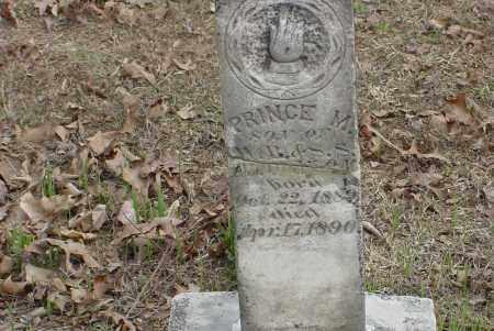 EDMONSON, PRINCE MAY - Faulkner County, Arkansas | PRINCE MAY EDMONSON - Arkansas Gravestone Photos