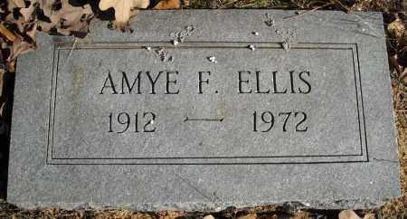 ELLIS, AMYE F. - Faulkner County, Arkansas | AMYE F. ELLIS - Arkansas Gravestone Photos