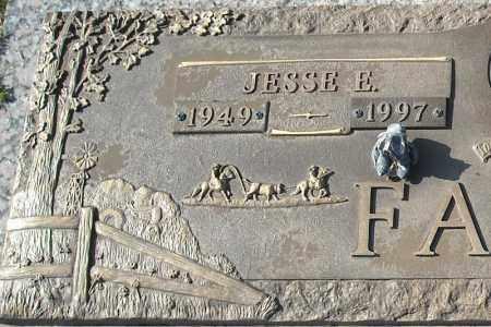 FASON, JESSE E. (CLOSEUP) - Faulkner County, Arkansas   JESSE E. (CLOSEUP) FASON - Arkansas Gravestone Photos