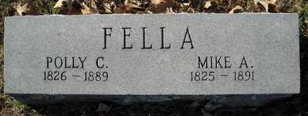 FELLA, POLLY C. - Faulkner County, Arkansas   POLLY C. FELLA - Arkansas Gravestone Photos