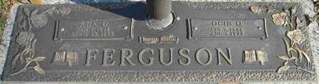 FERGUSON, ADA O. - Faulkner County, Arkansas | ADA O. FERGUSON - Arkansas Gravestone Photos