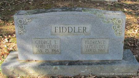 FIDDLER, FLORENCE - Faulkner County, Arkansas   FLORENCE FIDDLER - Arkansas Gravestone Photos