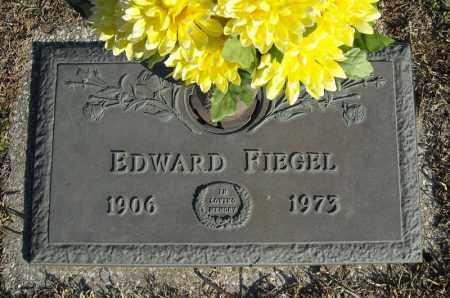FIEGEL, EDWARD - Faulkner County, Arkansas   EDWARD FIEGEL - Arkansas Gravestone Photos