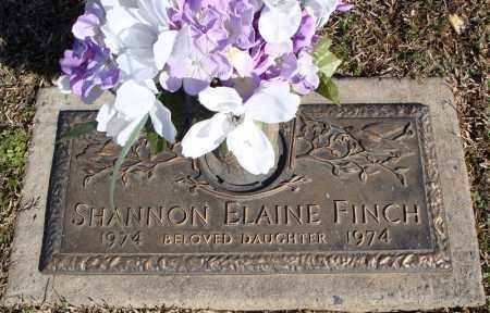 FINCH, SHANNON ELAINE - Faulkner County, Arkansas | SHANNON ELAINE FINCH - Arkansas Gravestone Photos