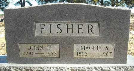 FISHER, JOHN T. - Faulkner County, Arkansas | JOHN T. FISHER - Arkansas Gravestone Photos