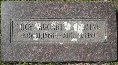 FLEMING, LUCY - Faulkner County, Arkansas | LUCY FLEMING - Arkansas Gravestone Photos