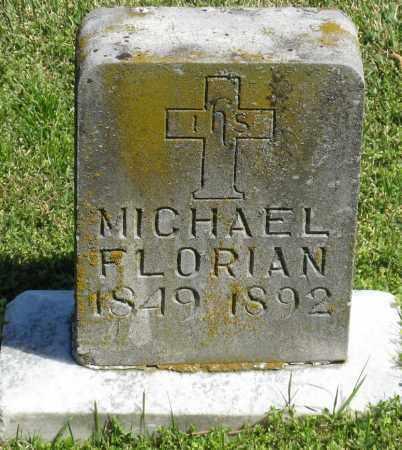 FLORIAN, MICHAEL - Faulkner County, Arkansas   MICHAEL FLORIAN - Arkansas Gravestone Photos
