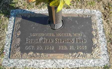 FORD, BRENDA JEAN - Faulkner County, Arkansas | BRENDA JEAN FORD - Arkansas Gravestone Photos