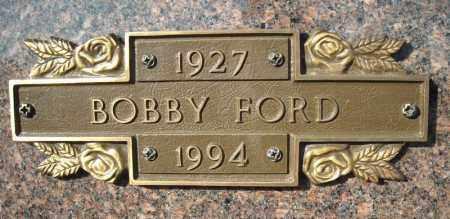 FORD, BOBBY - Faulkner County, Arkansas | BOBBY FORD - Arkansas Gravestone Photos
