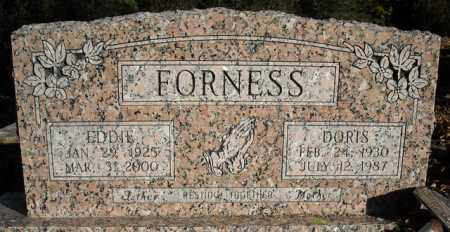 FORNESS, DORIS - Faulkner County, Arkansas | DORIS FORNESS - Arkansas Gravestone Photos