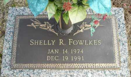 FOWLKES, SHELLY R. - Faulkner County, Arkansas   SHELLY R. FOWLKES - Arkansas Gravestone Photos