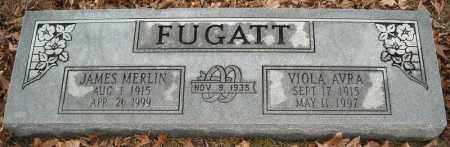FUGATT, VIOLA - Faulkner County, Arkansas | VIOLA FUGATT - Arkansas Gravestone Photos
