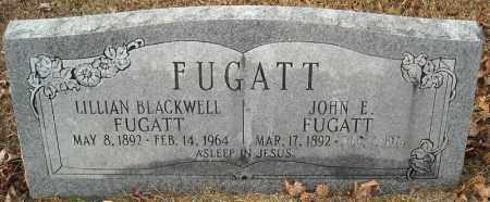 FUGATT, JOHN ERWIN - Faulkner County, Arkansas | JOHN ERWIN FUGATT - Arkansas Gravestone Photos