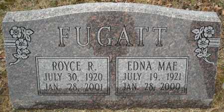 FUGATT, ROYCE R. - Faulkner County, Arkansas | ROYCE R. FUGATT - Arkansas Gravestone Photos