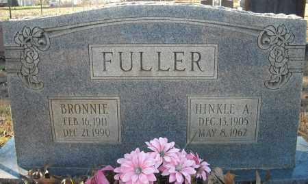 FULLER, HINKLE A. - Faulkner County, Arkansas | HINKLE A. FULLER - Arkansas Gravestone Photos