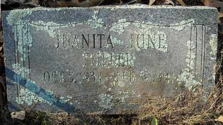 FULLER, JUANITA JUNE - Faulkner County, Arkansas | JUANITA JUNE FULLER - Arkansas Gravestone Photos